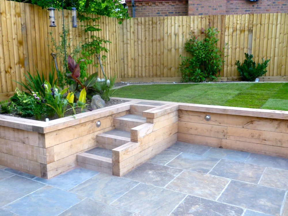Captivating Our Retaining Wall Building Services Cover North Kent And South East London  Including Orpington, Bromley, Beckenham, Sevenoaks And Many More.