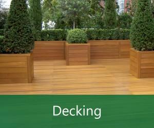 Garden Decking Installation