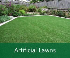 Artifical lawn Installation