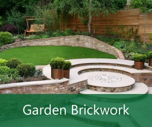 Garden Brickwork And Bricklaying