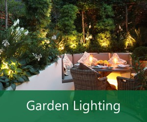 Garden Lighting Installation Services