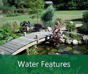 Water Feature Installation