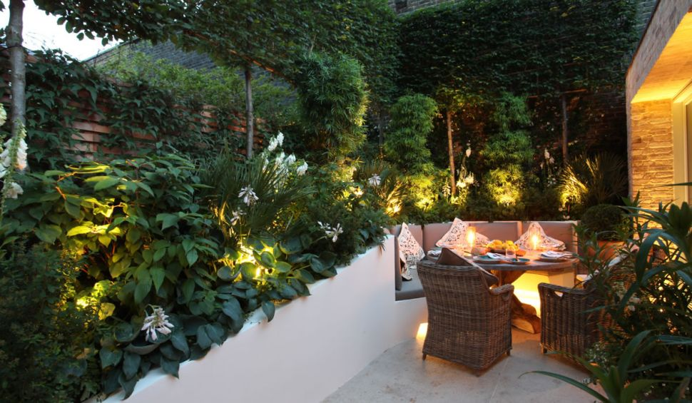 Garden Lighting Installers Orpington Bromley Beckenham