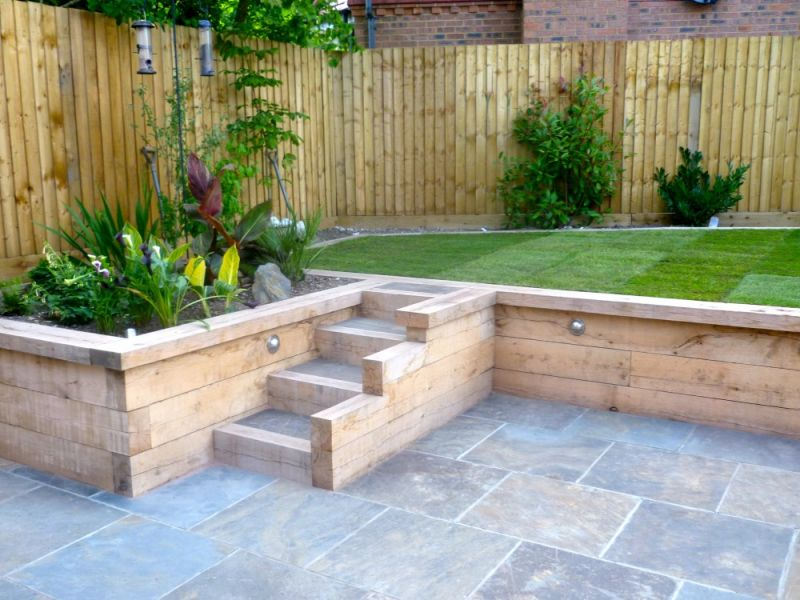 Retaining Wall Builders Orpington Bromley Beckenham