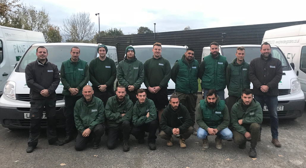 The Pine Valley Garden Team